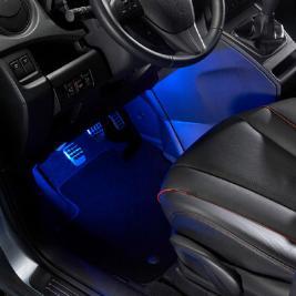 Фото Подсветка ног водителя и пассажира (синяя) C830V7050A