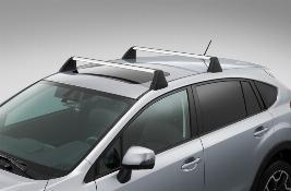 Фото Багажные поперечины на крышу без рейлингов E365EFJ500