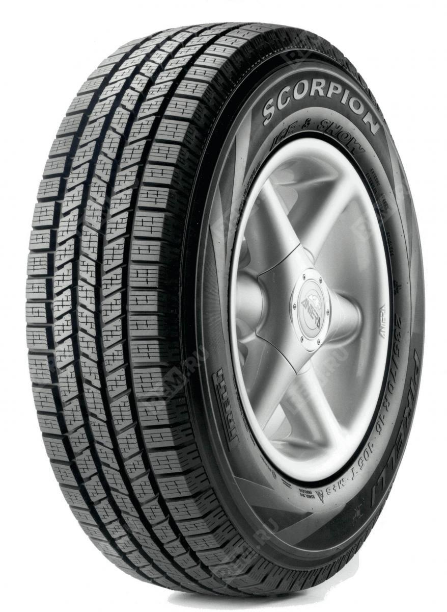 Фото Автошина, зимняя, Pirelli Scorpion Ice&Snow, 265/55R19 109V (MO) 1709200