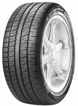 Фото Автошина летняя, Pirelli Scorpion Zero Asimmetrico, 275/55R19 111V   QALRUP2858100