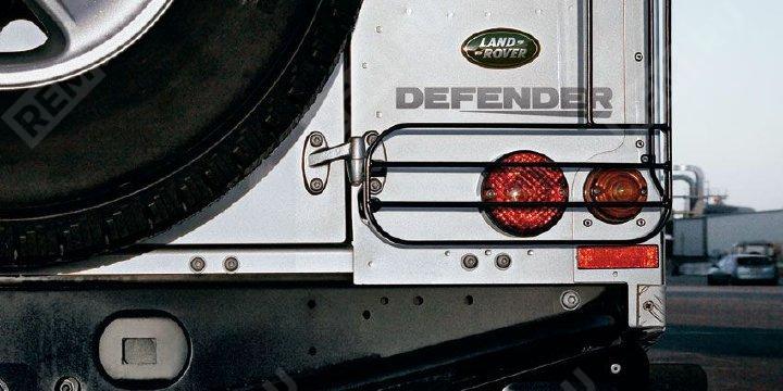 Фото Защита задних фонарей STC53157
