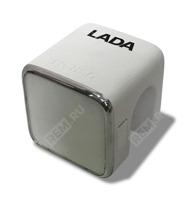 Фото Фонарь светодиодный с логотипом Lada, белый 99996350000016