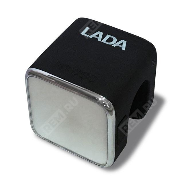 Фото Фонарь светодиодный с логотипом Lada, черный 99996350000116