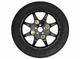 Аварийное запасное колесо (докатка), до 07/2019 A2534000300