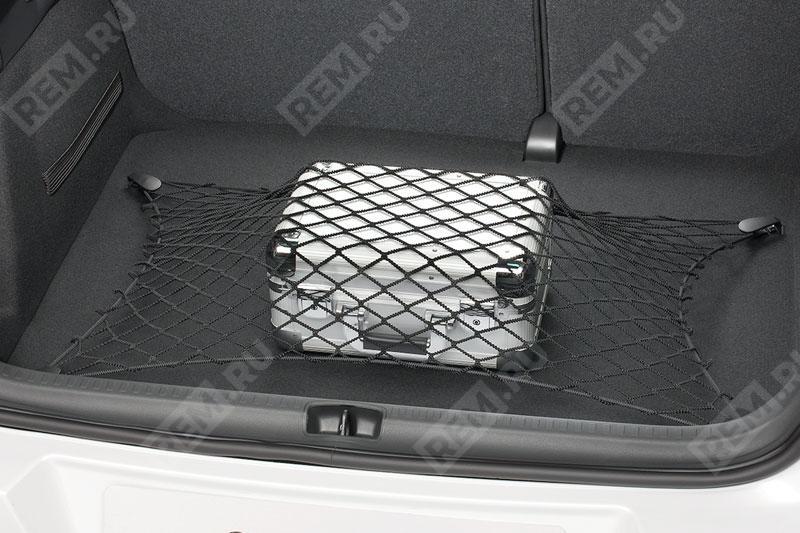 Сетка в багажник напольная 7568HN