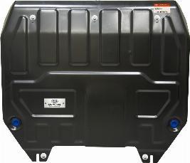 Защита картера стальная KIA R40102K200