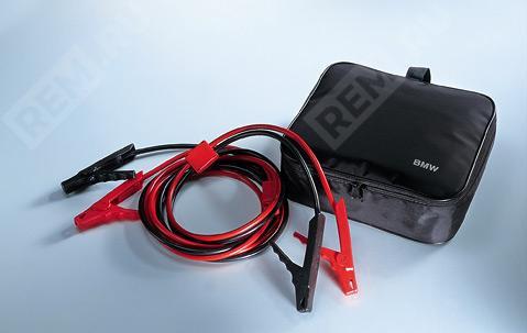 Фото Провода пусковые для аккумулятора (3,5 м x 25 мм2) 83310153163