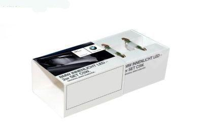 Фото Комплект освещения салона светодиодный, 2 модуля 63122351265