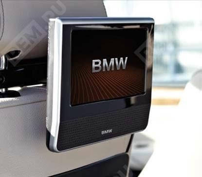 Фото DVD-система портативная для задних пассажиров BMW Tablet Single 65122317994