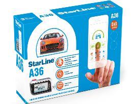 (CB) А/СИГНАЛИЗАЦИЯ STARLINE A36 2CAN+2LIN 40016650