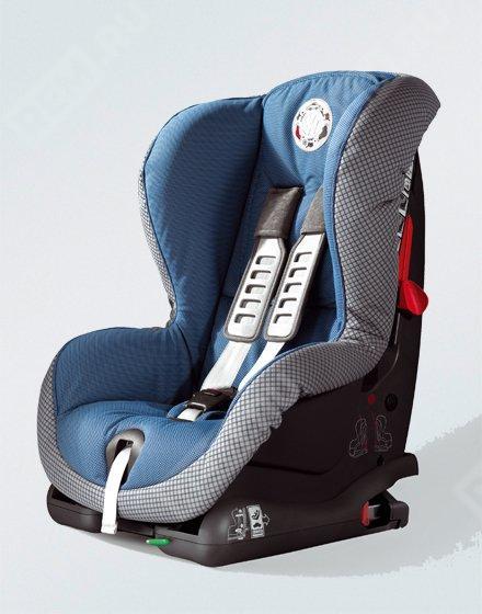 Детское кресло G1 Isofix Duo plus, от 9 до 18 кг / от 8 мес до 4 лет 00V019909B