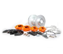 Фото Тормозная система M Performance F20/F22/F30, оранжевый суппорт 34112450470