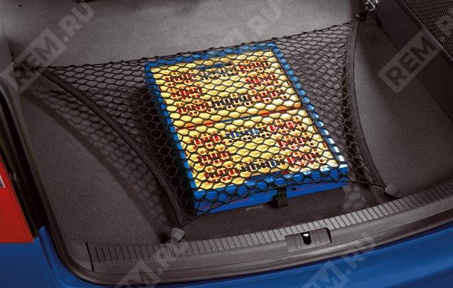 Сетка в багажник напольная (7 мест) 1T0065111