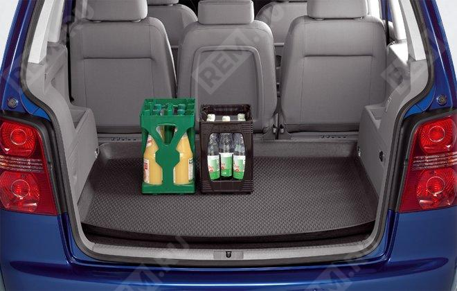 Ковер в багажник мягкий (5 мест) 1T5061160