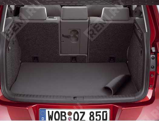 Ковер в багажник двусторонний 5N0061210