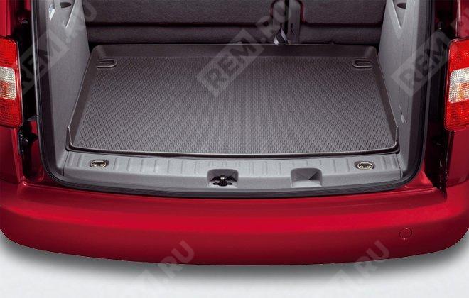 Ковер в багажник жесткий 2K0061160
