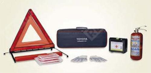 Фото Набор автомобилиста Toyota, базовый RW0EN00010