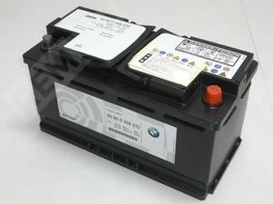 Фото Аккумуляторная батарея 90 A/h + программирование (если не установлена) 61216924023