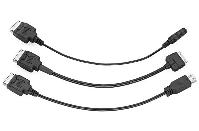 Набор кабелей для блока Media Interface (код 518) A0018276504