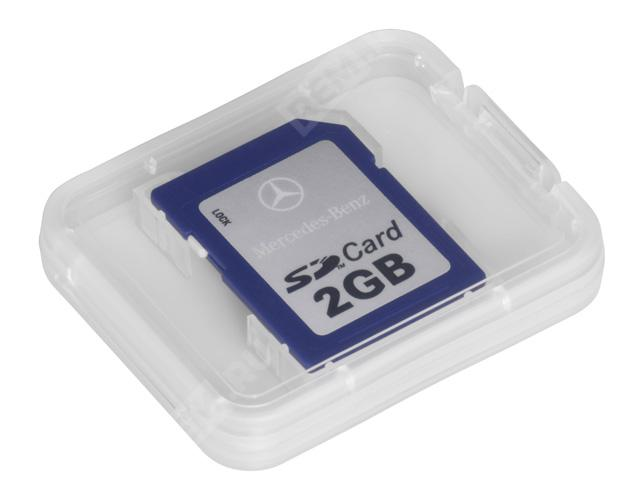 Карта памяти SD 2Gb (Comand APS) B67823973