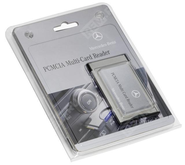 Устройство считывания карт памяти PCMCIA Multi-Card Reader B67823976