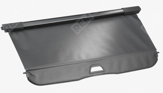 Шторка багажного отделения, черная B67650022