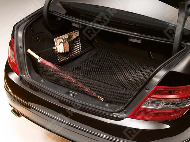 Сетка в багажник вертикальная (седан, купе) A2048680174