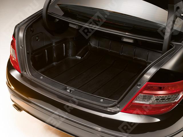 Поддон в багажник, высокий борт (седан) A2048140241