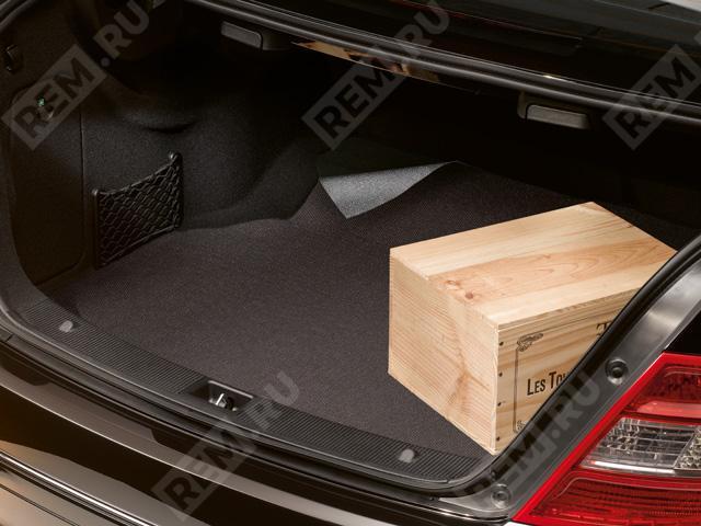 Ковер в багажник противоскользящий (седан/купе) A2046840005