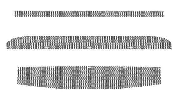 Фото Комплект защитных сеток радиатора, FL (с парктроником)    R8380B2121