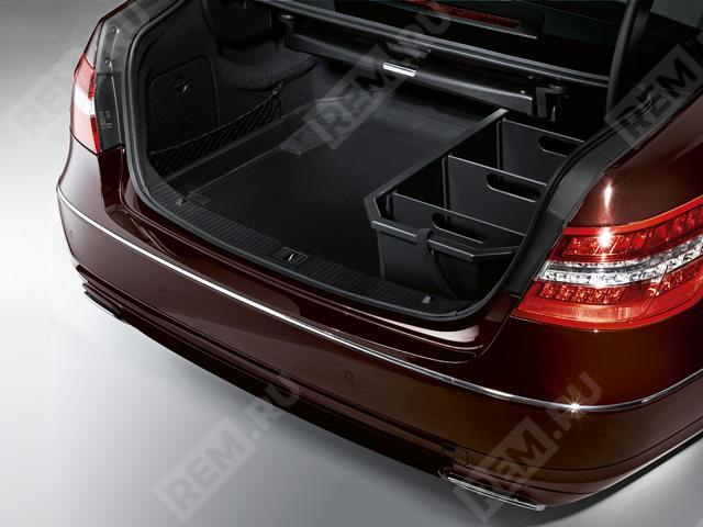 Поддон в багажник, низкий борт (седан) A2128140041