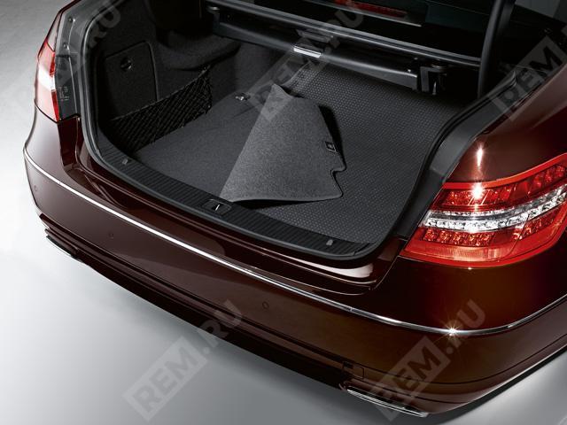 Ковер в багажник двуxсторонний (седан/купе) A2126800146