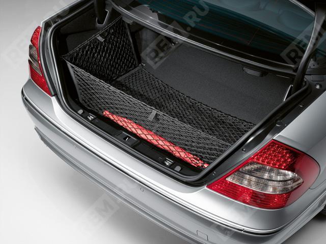 Сетка в багажник вертикальная (седан/купе/кабриолет) A2128680174
