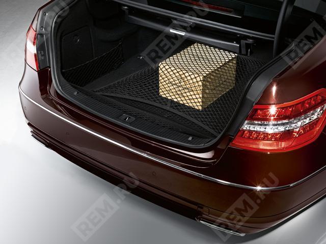Сетка в багажник напольная (седан/купе) A2128680074