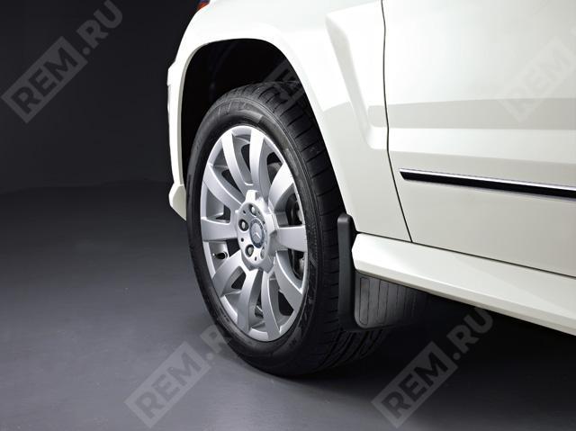 Брызговики передние, для а/м с подножками A2048900478