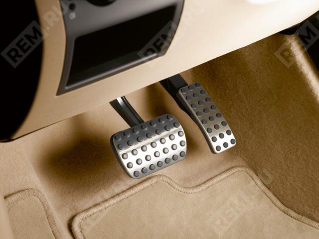 Накладка на педаль тормоза, нержавеющая сталь A1702900182