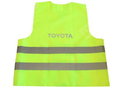 Фото Жилет светоотражающий с логотипом Toyota EMKT000005