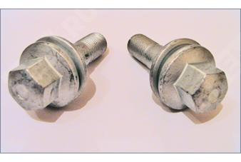 9607R2  болт крепления литого диска (2 шт) (фото 1)