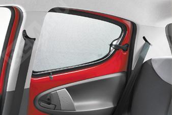 Шторки солнцезащитные задних боковых стекол (5-и дверный) 9459E8