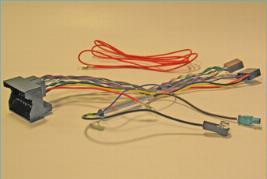 Жгут проводов для магнитолы 1 DIN 9706AN