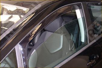 Дефлекторы окон передних дверей, вставные 9621H6