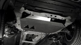 Фото Защита картера алюминиевая (4-цил 1,6л 5-цил 6-цил бензин FWD, 4-цил 5-цил дизель) 31316517