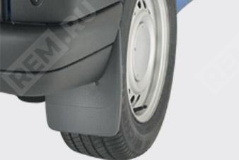 Брызговики передние, стандарт 9603Q2