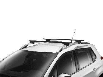 Фото Багажные поперечины на крышу, сталь 1608474680