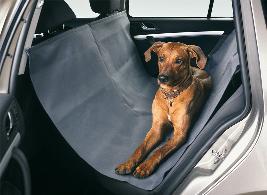 Фото Накидка защитная на задние сиденья DMA009001