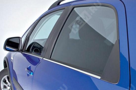 Молдинги боковых окон, хромированные 990E079J80000