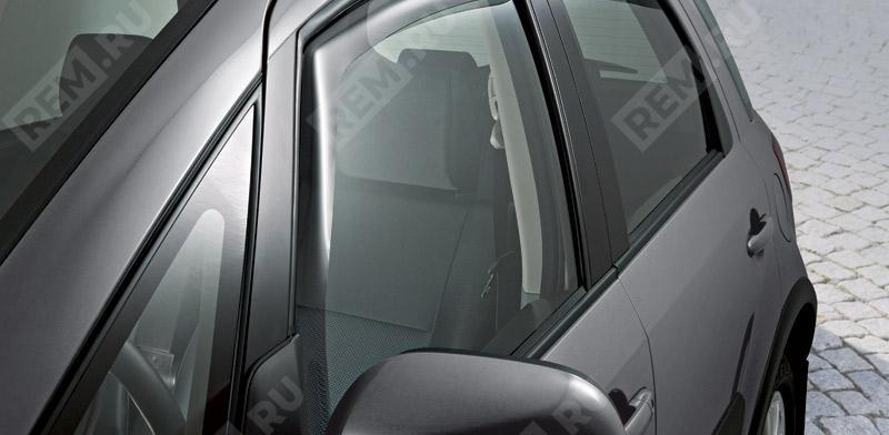 Дефлекторы окон передних дверей 990E079J24000