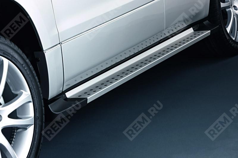 Подножки алюминиевые 990E064J19000