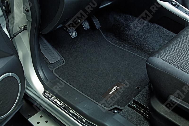 Комплект текстильных ковров салона DLX 990E064J32000