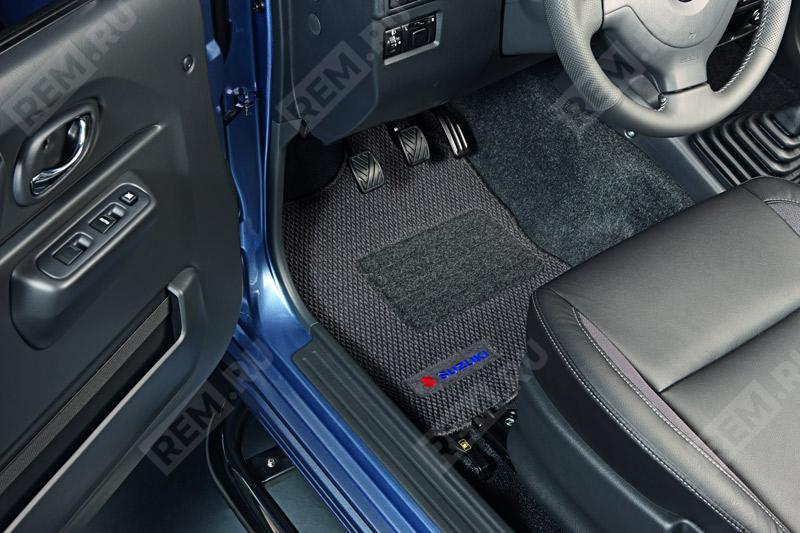 Комплект текстильных ковров салона Eco 99000990YR181